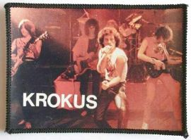 Krokus - 'On Stage' Photo Patch